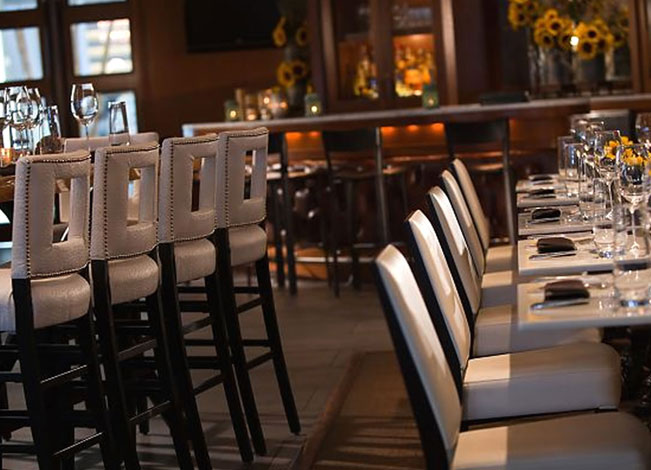 Hotel furniture restaurant chair banquet